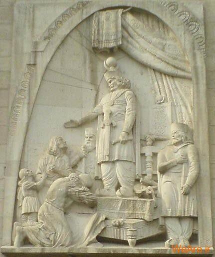 خردمندی و تدبیر بزرگمهر وزیر انوشیروان ساسانی