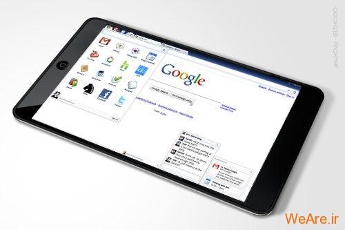 تبلت گوگل