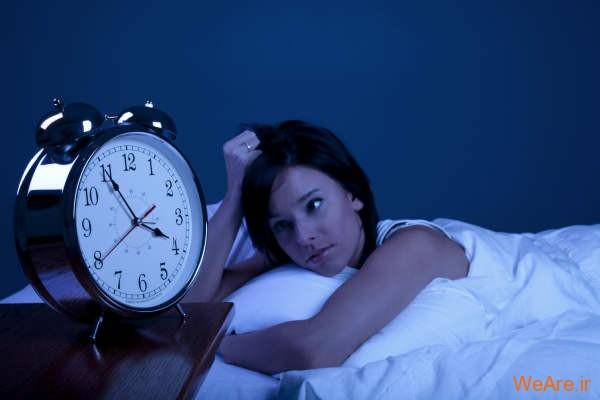 شما هم مبتلا به بی خوابی شبانه هستید؟ این مطلب را بخوانید