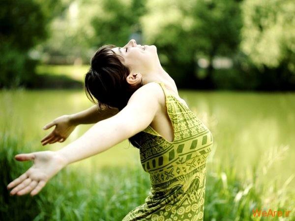 در شاد بودن به خود نمره چند می دهید؟!