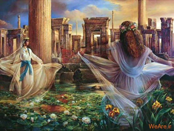 Image result for نقش زن در ایران باستان