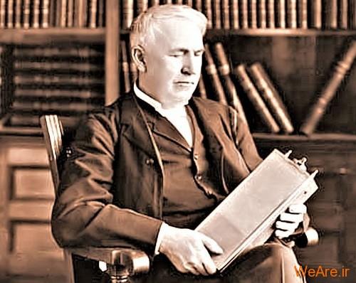 باتری ۱۰۰ سال پیش توماس ادیسون از باتریهای امروزی بهتر است