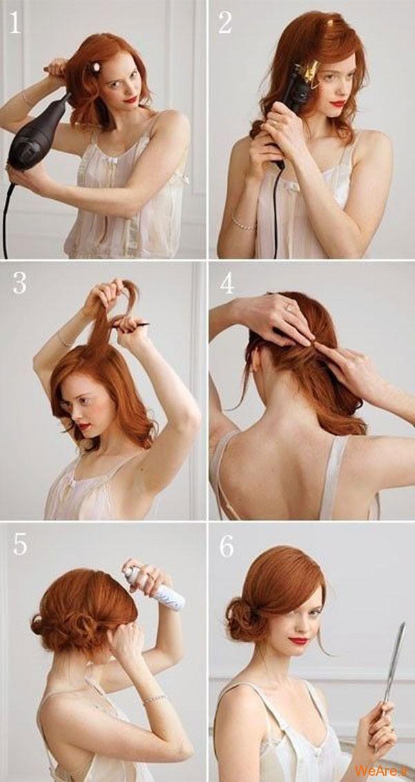 روش های بستن مو (12)