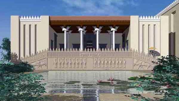 تخت جمشید اوج هنر ایرانی
