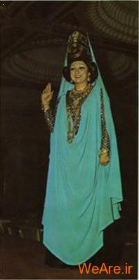 پوشش زنان ایرانی در گذر زمان