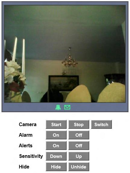 تبدیل وب کم به دوربین امنیتی پیشرفته با Sentry Vision