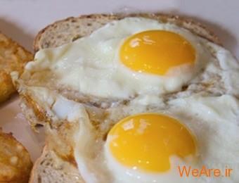 زرده تخممرغ به اندازه سیگار مضر است!