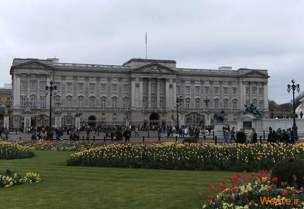 کاخ باکینگهام (Buckingham Palace)