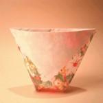 اوریگامی ساخت فنجان