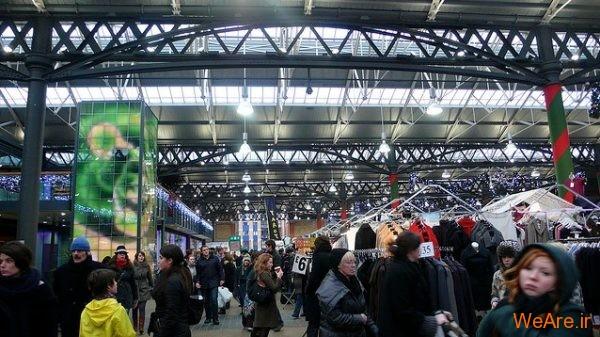 بازار قدیمی Spitalfields