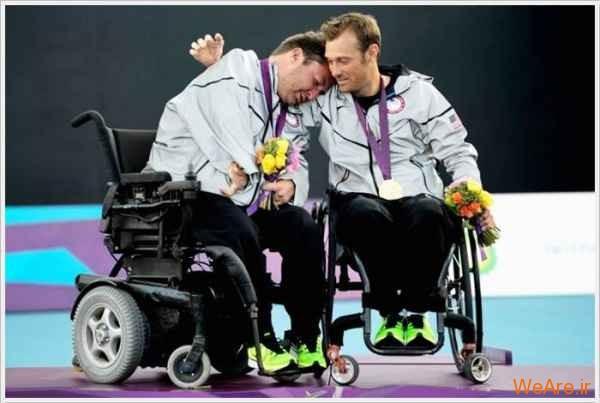 تصاویر تحسین برانگیز پارالمپیک (16)