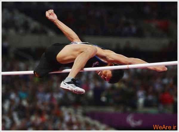 تحسین برانگیزترین تصاویر پارالمپیک لندن