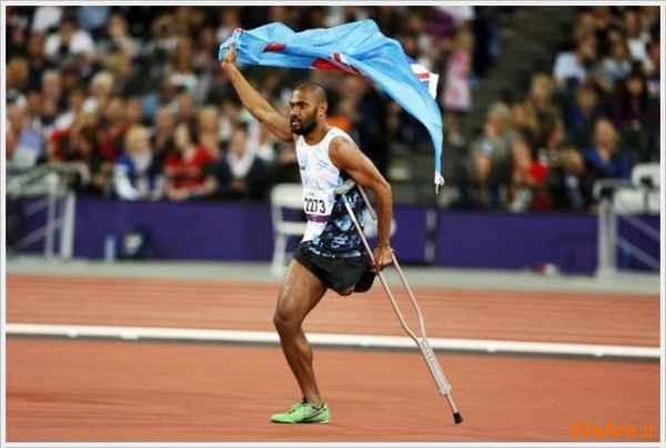 تصاویر تحسین برانگیز پارالمپیک (8)