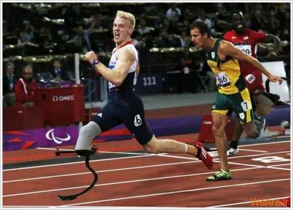 تصاویر تحسین برانگیز پارالمپیک (5)