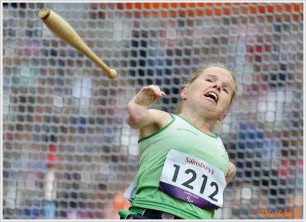 تصاویر تحسین برانگیز پارالمپیک (4)