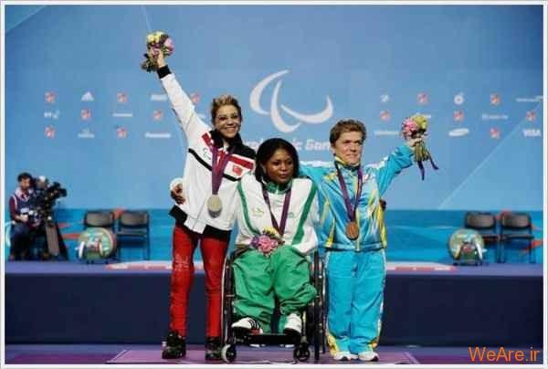تصاویر تحسین برانگیز پارالمپیک (2)