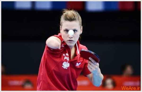 تصاویر تحسین برانگیز پارالمپیک (1)