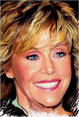 Jane Fonda 1937