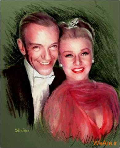 Fred Astaire 1899-1987 , Ginger Rogers 1911-1995