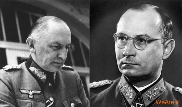 طرح ترور هیتلر و خیانت سرهنگ آلبرشیت