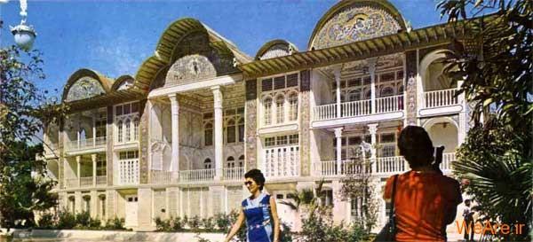 شیراز ۳۶ سال پیش