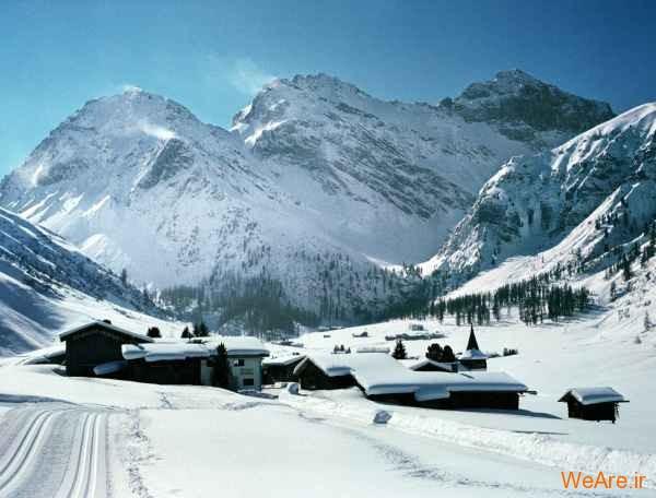 عکس زمستان و برف (6)