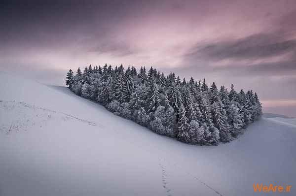 عکس زمستان و برف (3)