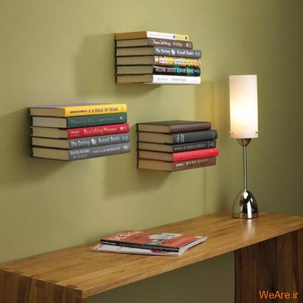 قفسه کتاب خلاقانه, قفیه کتاب زیبا (1)