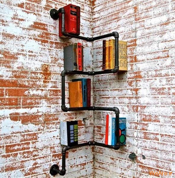 قفسه کتاب خلاقانه, قفیه کتاب زیبا (24)