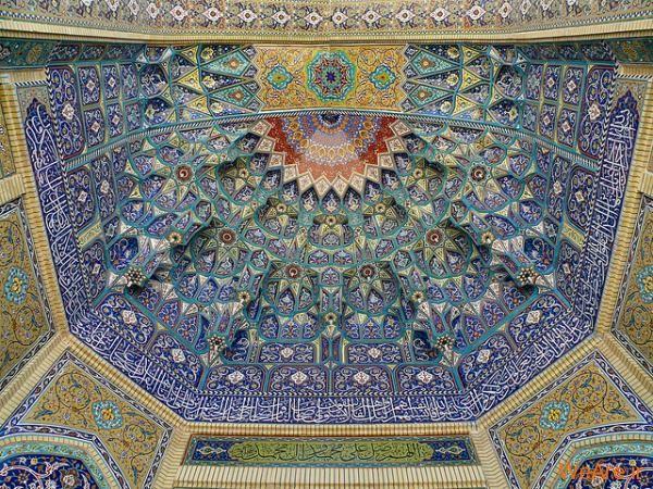 کاشی کاری ایرانی (19)
