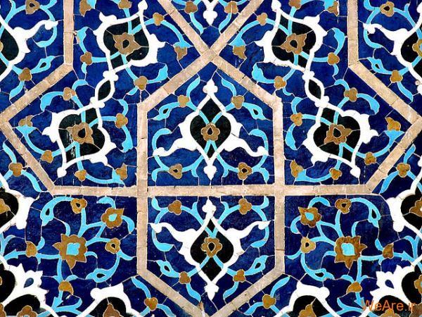 کاشی کاری ایرانی (10)