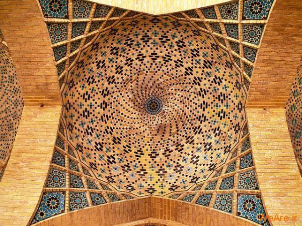 کاشی کاری ایرانی (9)
