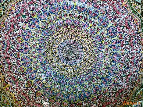 کاشی کاری ایرانی (8)