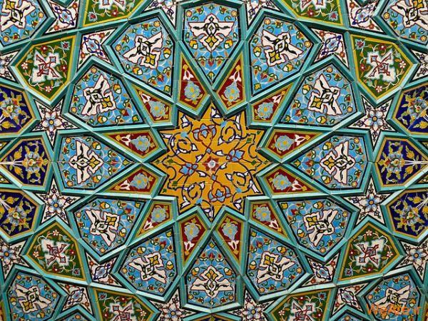 کاشی کاری ایرانی (18)