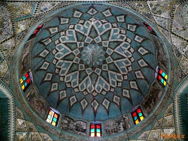کاشی کاری ایرانی (16)