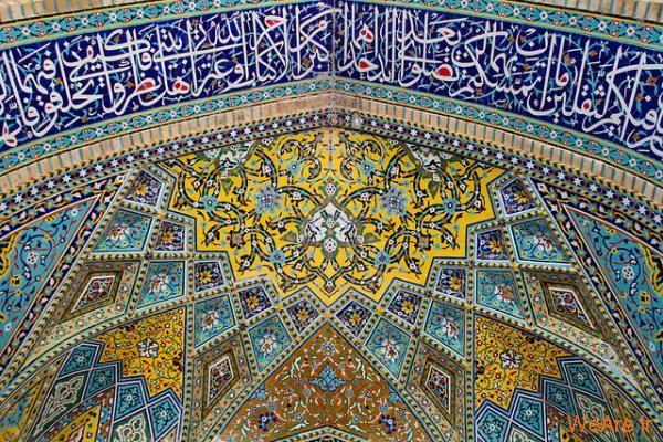 کاشی کاری ایرانی (14)