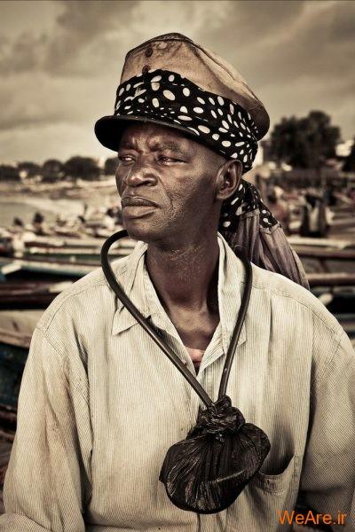عکس خیابان های سنگال (2)