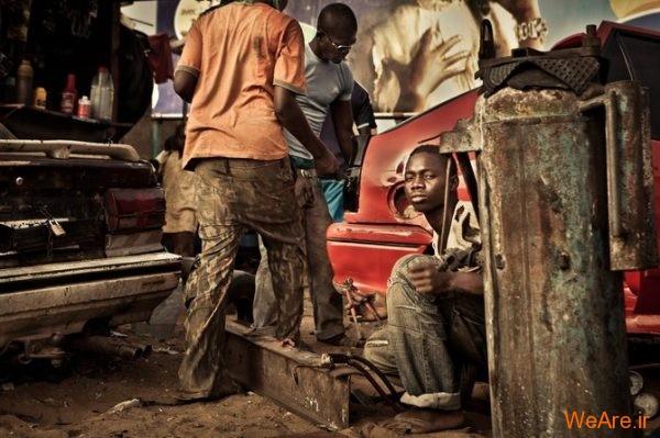 عکس خیابان های سنگال (12)