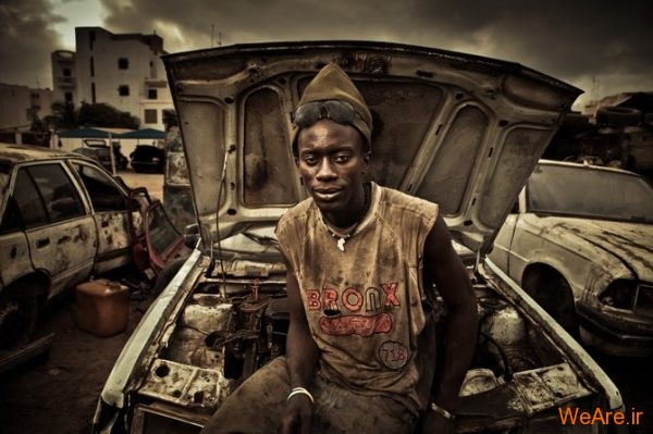 عکس خیابان های سنگال (33)