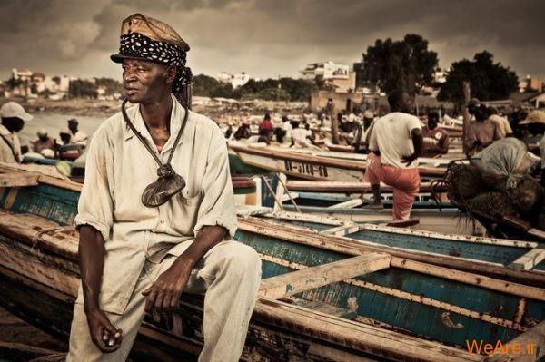 عکس خیابان های سنگال (42)