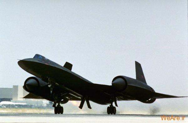 جنگنده SR-71 (4)