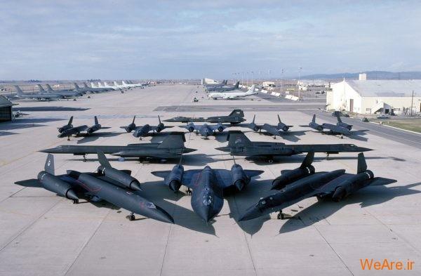 جنگنده SR-71 (3)