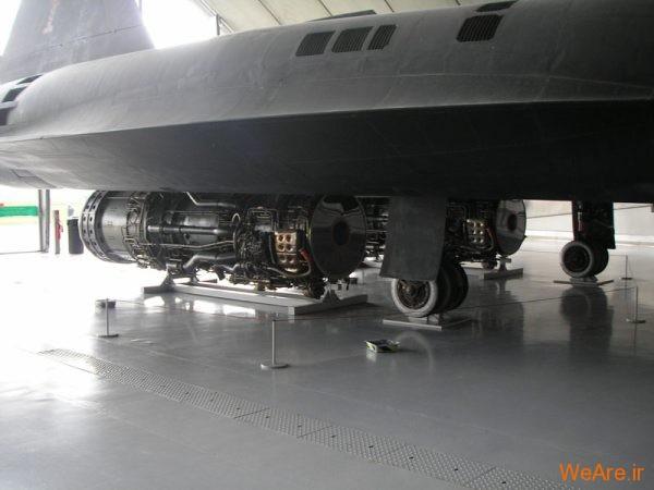 جنگنده SR-71 (9)