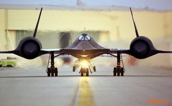 پرنده سیاه SR-71، مخوف ترین هواپیمای ساخته بشر