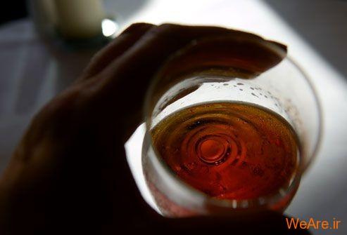 مبتلایان به فوبیا و الکل