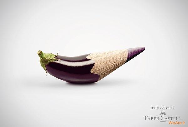 مداد رنگی میوه ای (8)