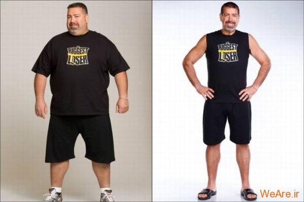 قبل از چاقی, بعد از چاقی,قبل از لاغری, بعد از لاغر شدن (7)