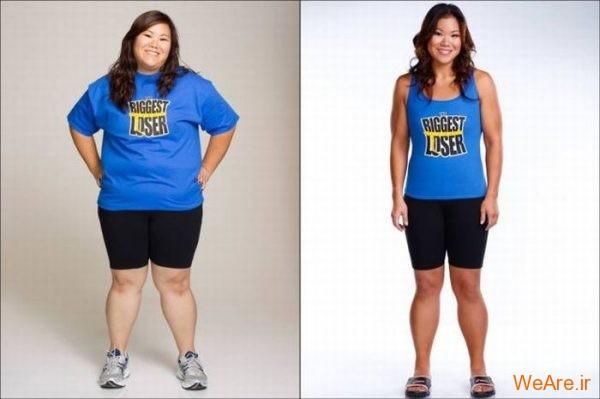 قبل از چاقی, بعد از چاقی,قبل از لاغری, بعد از لاغر شدن (23)