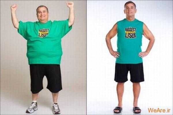قبل از چاقی, بعد از چاقی,قبل از لاغری, بعد از لاغر شدن (19)