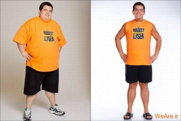 قبل از چاقی, بعد از چاقی,قبل از لاغری, بعد از لاغر شدن (17)
